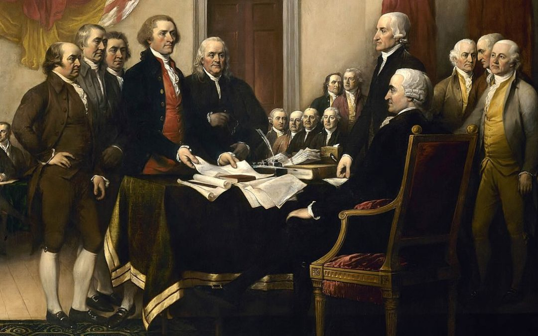 A Call To New Founding Fathers