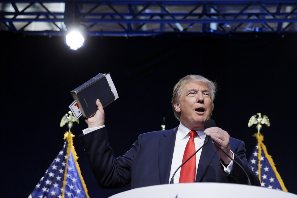 The 2016 Presidential Election: Open Letter to the Christian Church